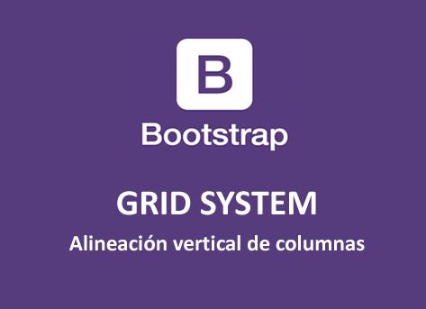 alinear columnas bootstrap