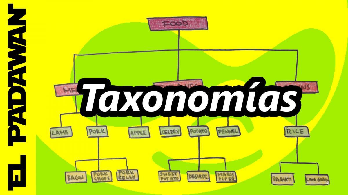 Drupal 7 Taxonomías