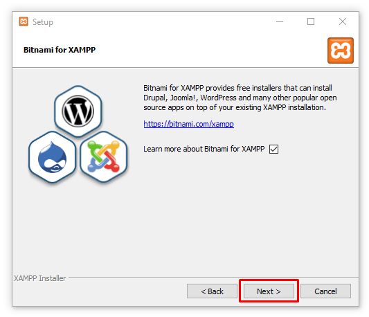 Descargar XAMPP 64 bits windows 7 download