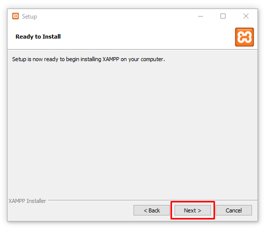 descargar xampp windows 10