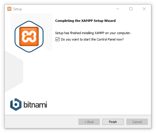 xampp windows 10 64 bits