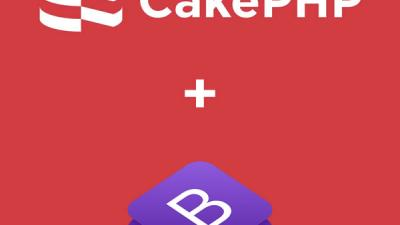 Bootstrap CakePHP
