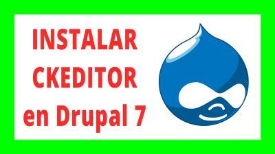 ckeditor drupal 7
