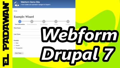 Drupal 7 Webform