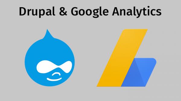 Drupal Google Analytics